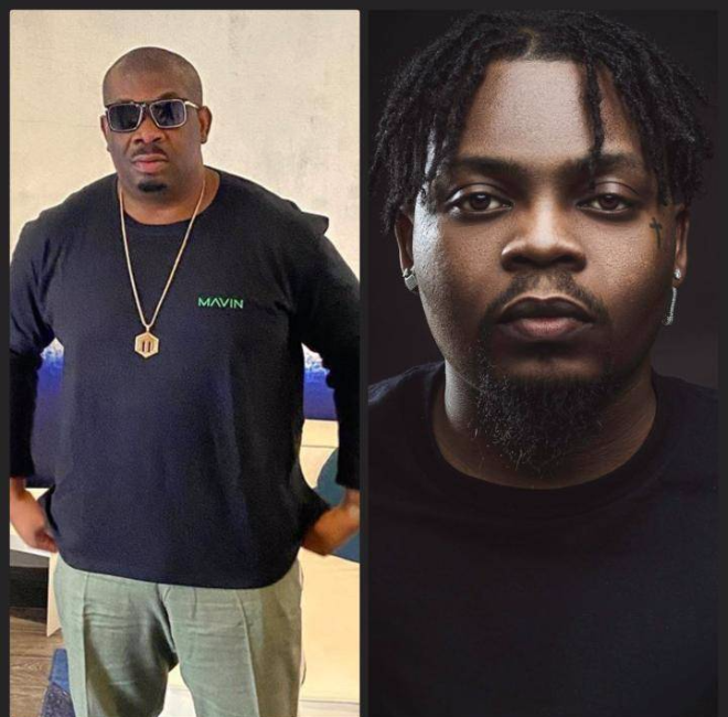 Don Jazzy Officially Welcome Olamide