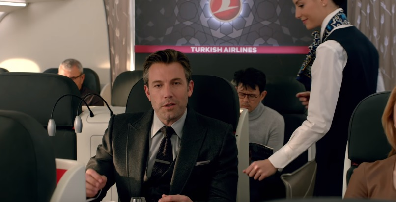 Super Bowl 50 Ad Watch: Fly to Gotham City with Turkish Airlines Feat. Ben Affleck