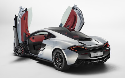McLaren 570S HD Wallpapers
