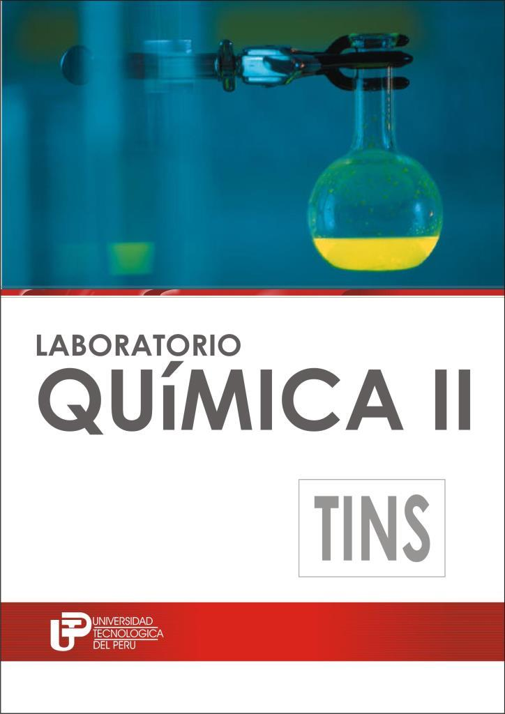 Laboratorio de Química II – UTP