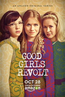 Good Girls Revolt – Todas as Temporadas – HD 720p