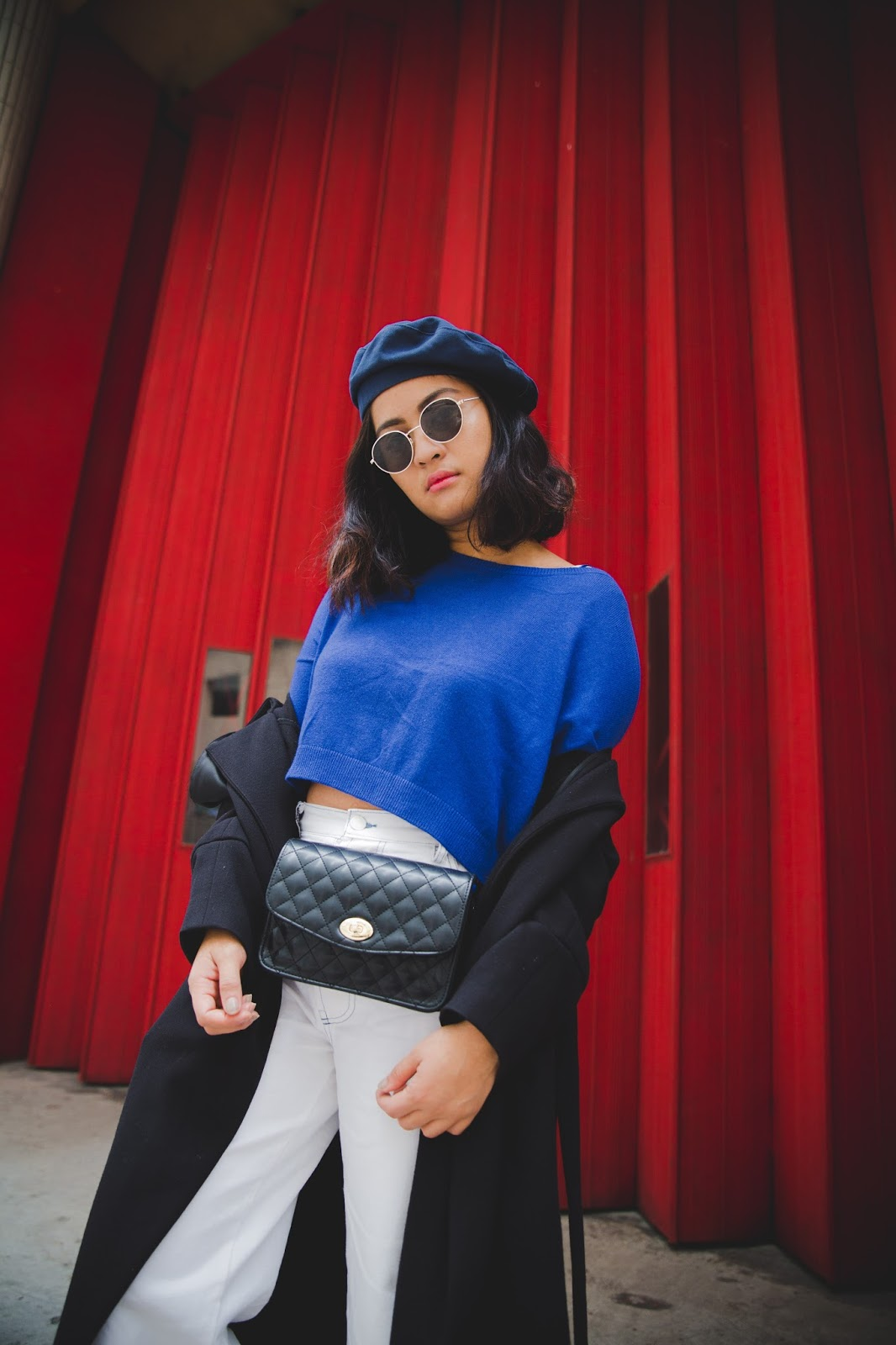 macau fashion blogger outfit wearing reebok workout trainers