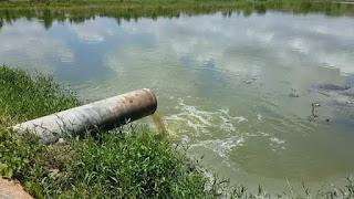 Barragem que abastece Sapé/PB e região pode está sendo poluída;Veja fotos!