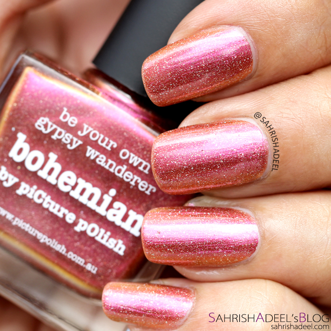 Bohemian by Picture Polish - Review & Swatch