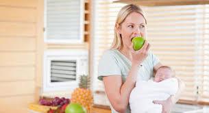 Begini Cara Diet Alami Untuk Ibu Menyusui yang Aman