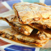 Black-Eyed Pea Quesadillas