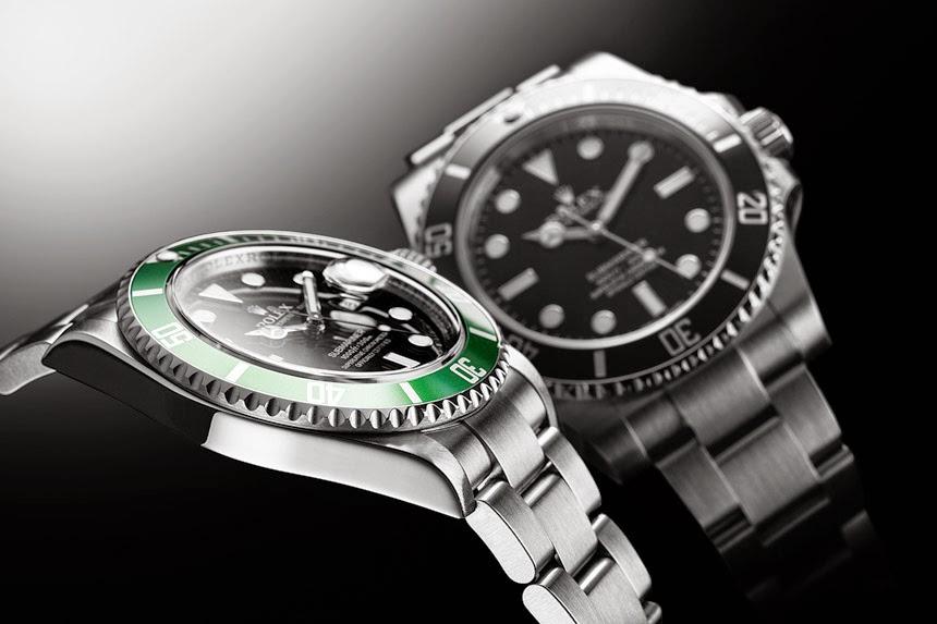 Luxury watch blog