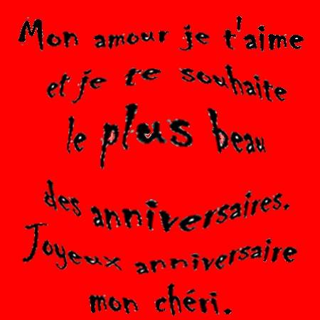 Mots Damour Pour Anniversaire Poèmes Et Textes Damour