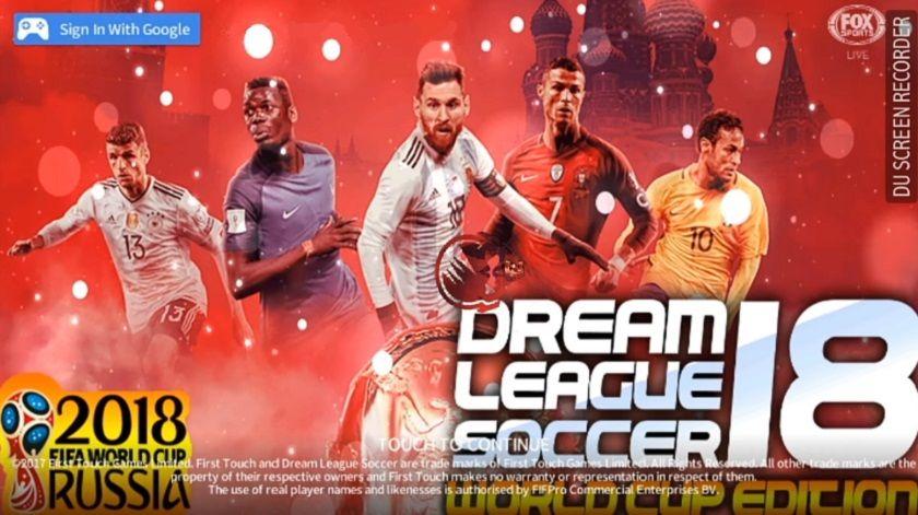 dream league soccer 18 hack apk free download