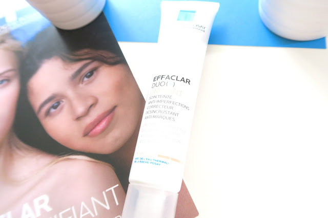 Review La Roche-Posay Effaclar Duo (+) Unifiant Fair/Light