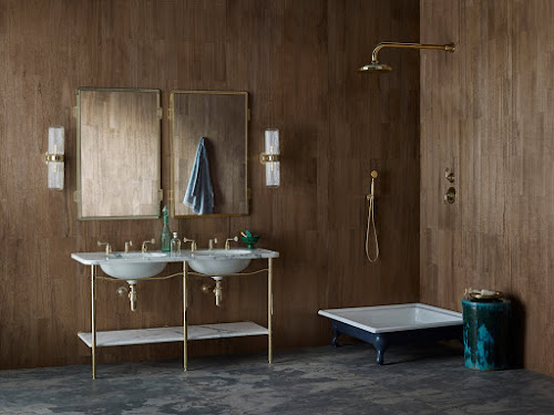 Lovely  of the best bathroom showrooms in London