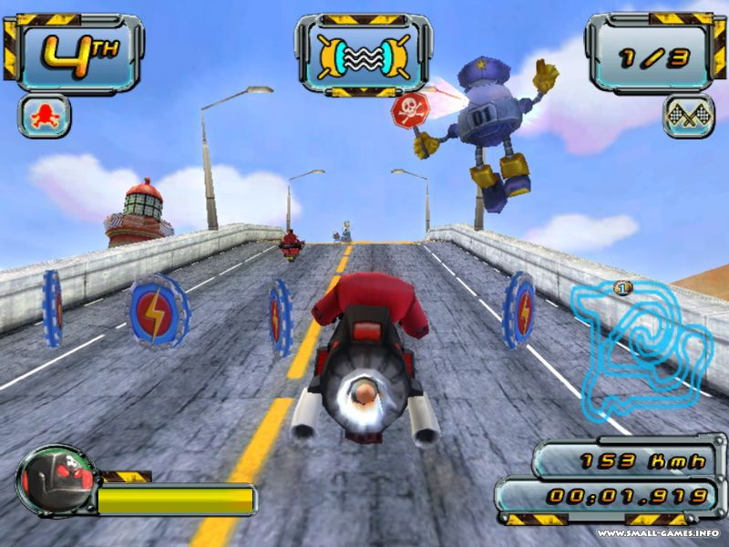 My Real Fun Crazy Frog Racer 2
