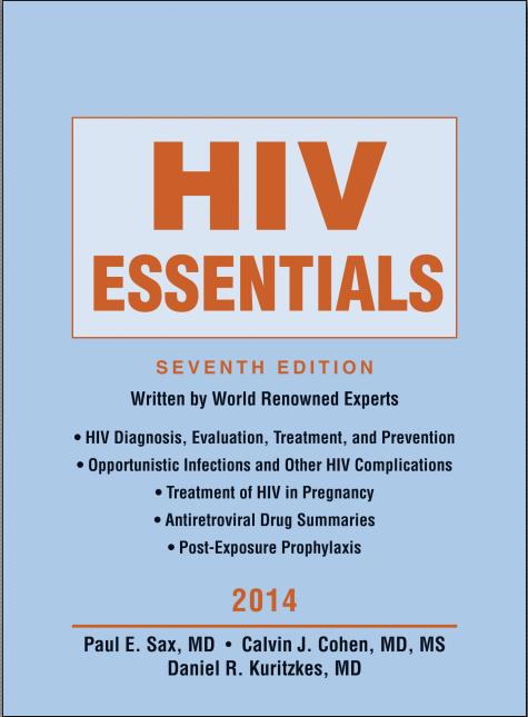HIV Essentials 2014 [PDF]
