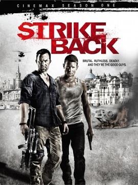 Xem Phim Phản Đòn Phần 2 - Strike Back Season 2