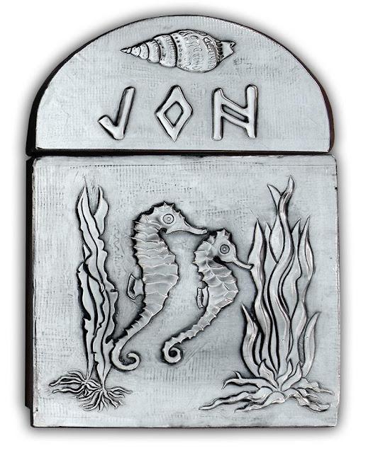 Baúl Marino  Ángela y Jon - Lateral Jon