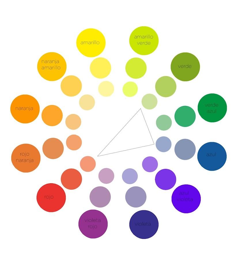 Combinacin de colores  Decoracin