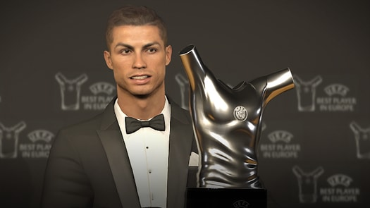 PES 2019 - UEFA Player Of The Year Award