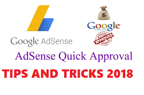 How to get approval from adsense