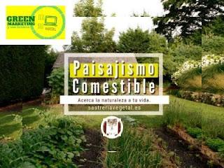 Jardinería, plataforma de contenidos de ECO SEO Green Marketing