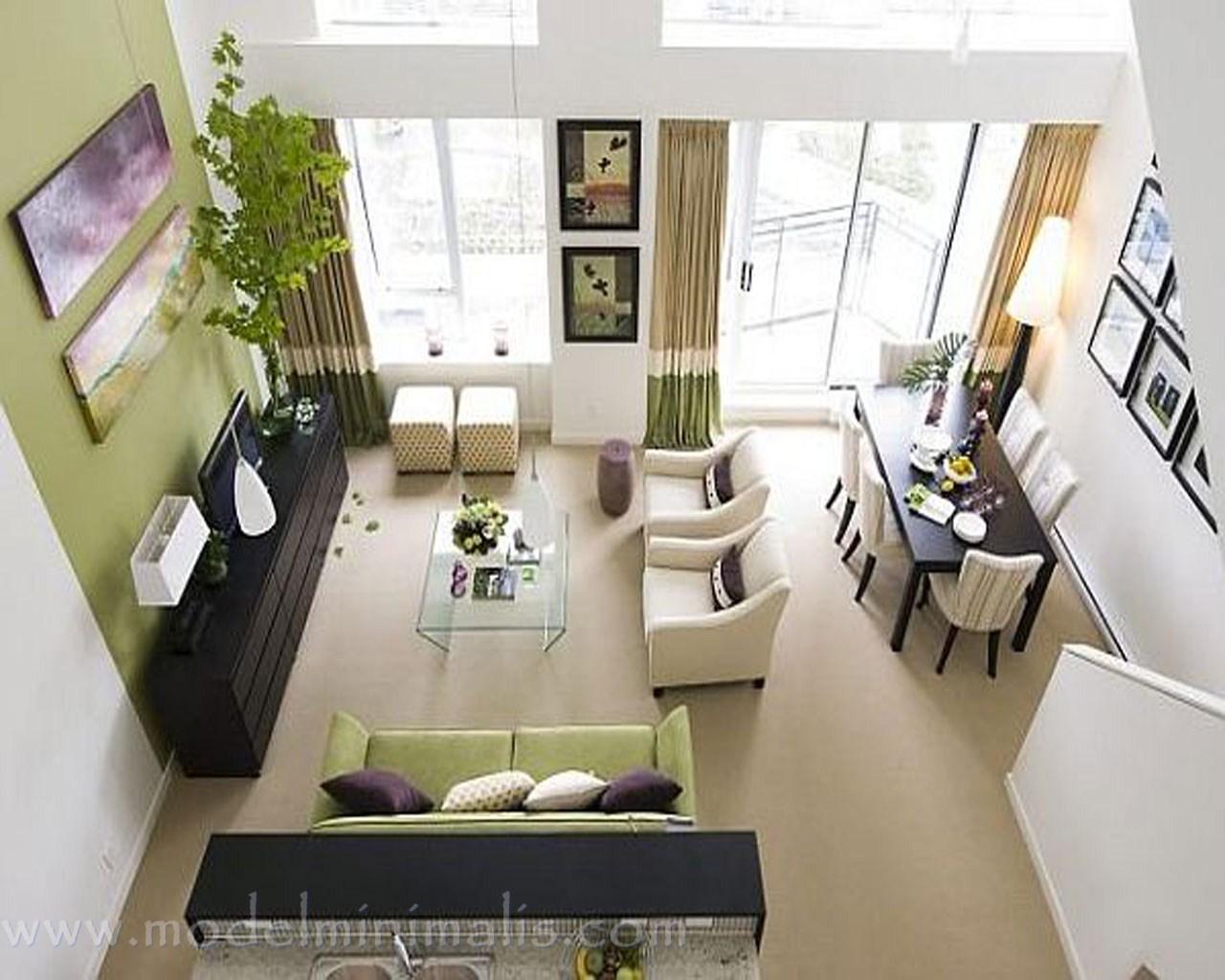 Desain Ruang Keluarga Sederhana Dan Murah Expo Desain Rumah