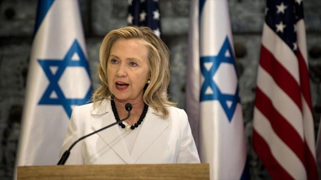 Clinton denuncia decisión de Unesco sobre Explanada de Mezquitas