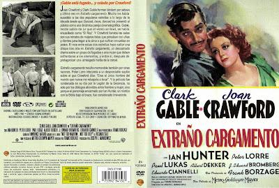 Extraño Cargamento | 1940 | Strange Cargo