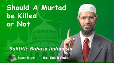 Hukum Murtad (Riddah) dalam Islam