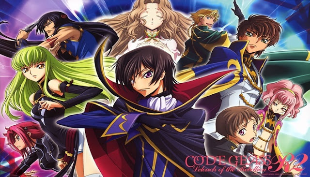 Download Code Geass Hangyaku no Lelouch R2 Subtitle Indonesia
