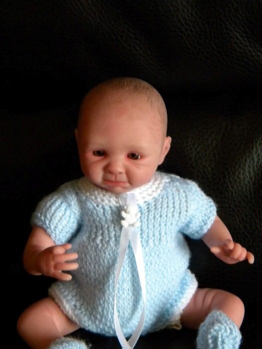 Куклы младенцев от Glenda Ewart 30