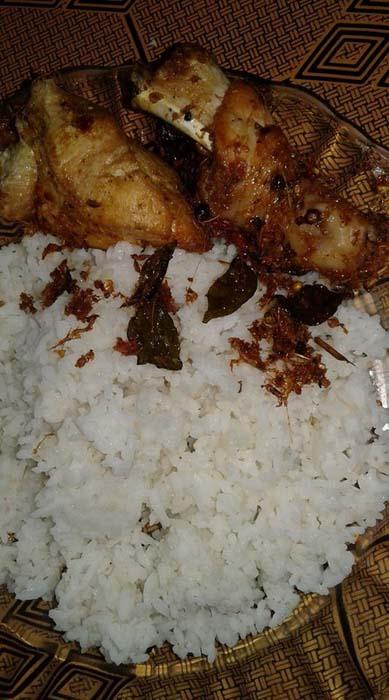 Ayam Kukus Goreng Berempah!! (SbS)