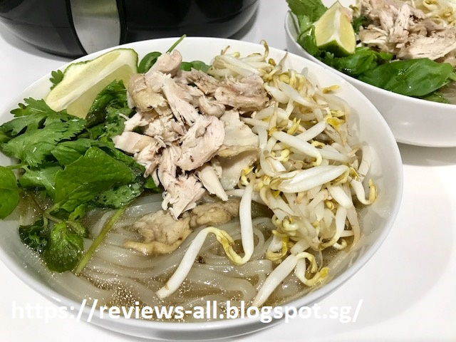 Pho Ga (Vietnamese Chicken Noodle Soup)  Easy Recipe
