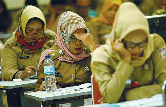 Plt Kadis PU Provinsi Jambi dan Kadis PU Tanjabtim Tersingkir, Lelang Jabatan