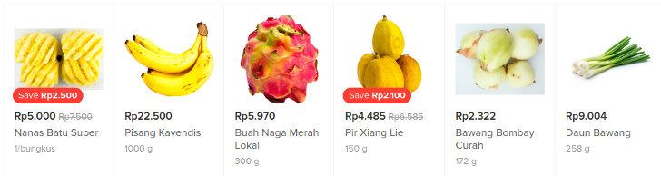buah-sayuran-segar
