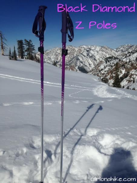 Black Diamond Women's Z Poles Gear Review