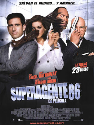 Get Smart 2008 DVD R1 NTSC Latino