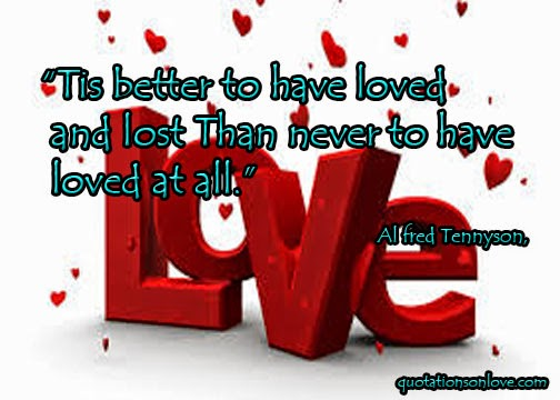 Tis Better to Have Loved