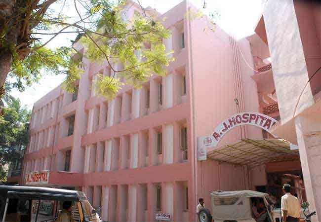 AJ Hospital Kazhakuttom Trivandrum Phone Numbers Departments Facilities  Trivandrum
