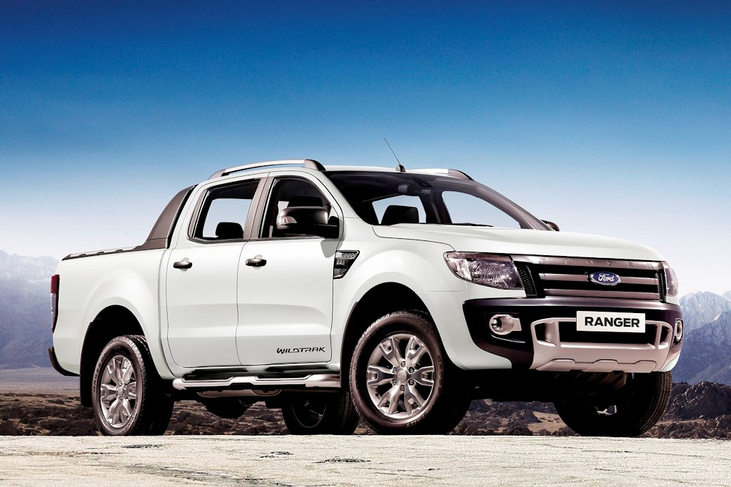Ford Ranger is Philippines's Best-Selling Pick-Up; Ford ...