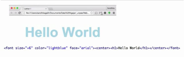 Belajar CSS Dasar Bagian 1 – Pendahulan 3