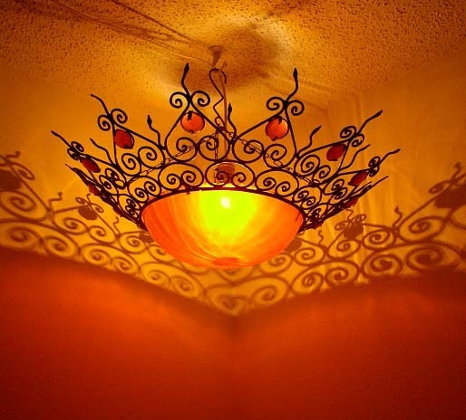 moroccan decor: moroccan lanterns and lamps part 3