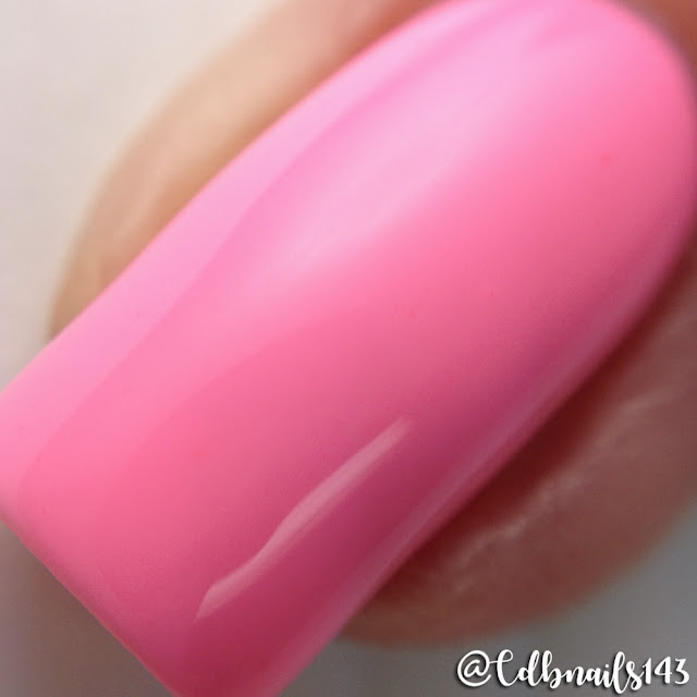 Bliss Polish-Flamingo With Me