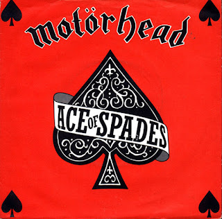 "Το single των Motörhead ""Ace of Spades"""