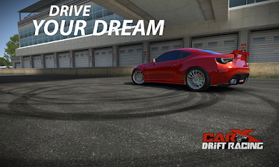 CarX Drift Racing v1.3.9 Apk Mod Unlimited Coins/Gold