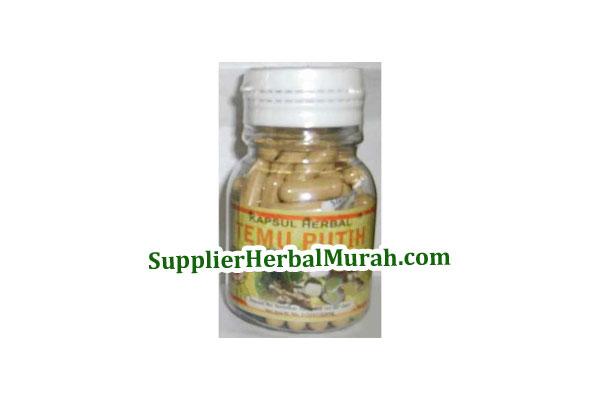 """Obat Herbal """"Temu Putih"""" Tazakka"""