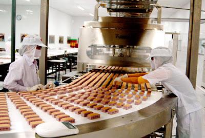 Tuyển 24 lao động làm bánh kẹo tại Tokyo tháng 5/2016