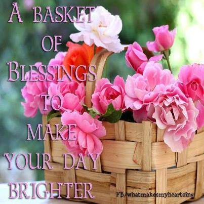 A basket of Blessings