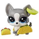 Littlest Pet Shop Series 3 Hungry Pets Taco Perrito (#3-85) Pet