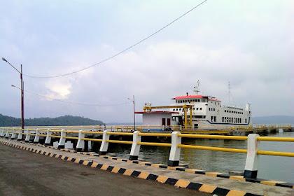 Tarif Penyeberangan Pelabuhan Ferry ASDP Batulicin - Tanjung Serdang Kotabaru