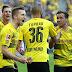 Com Reus e Sancho inspirados, Dortmund atropela o Leverkusen em duelo direto por vaga na Champions