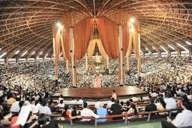 Blog do Pb Severino Ferreira : Grande Templo da Igreja Evangélica da  Assembleia de Deus em Cuiabá